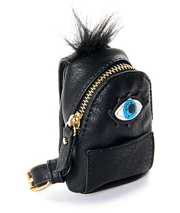 Violet Ray All Seeing Eye Backpack Pouch