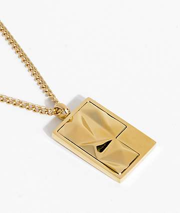 Vitaly Alpen 2.0 Gold Necklace