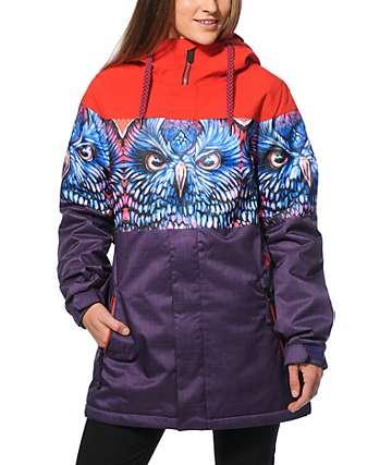 Volcom Act Owl 10K Snowboard Jacket
