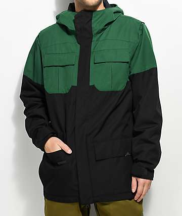 Volcom Alternate Snow Forest 15K Snowboard Jacket