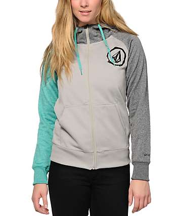 Volcom Anchor Tech Fleece Jacket