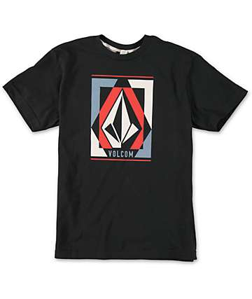 Volcom Boys Clarity Stone T-Shirt