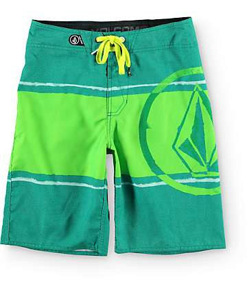 "Volcom Boys Commercial 20"" Board Shorts"
