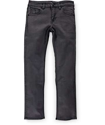Volcom Boys Vorta Slim Fit Jeans
