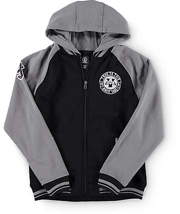 Volcom Boys Weston Varsity Jacket