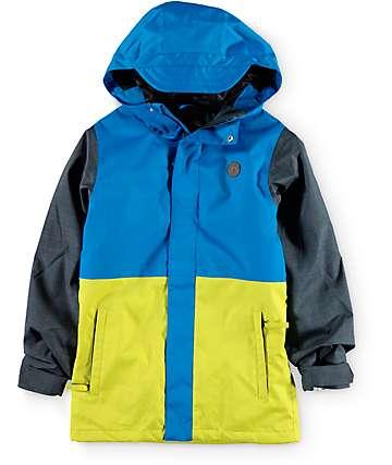 Volcom Boys Woodland 10K Snowboard Jacket