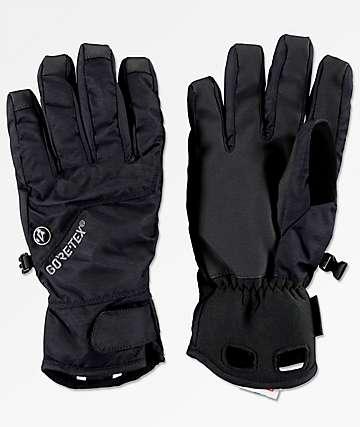 Volcom CP2 Black Gore-Tex Snowboard Gloves
