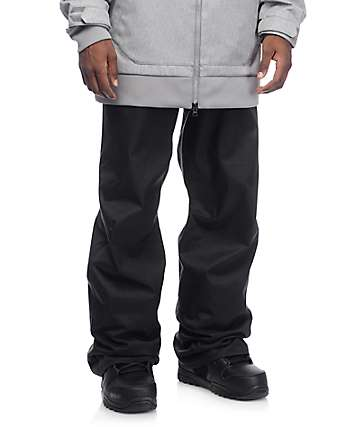 Volcom Carbon Black 8K Snowboard Pants