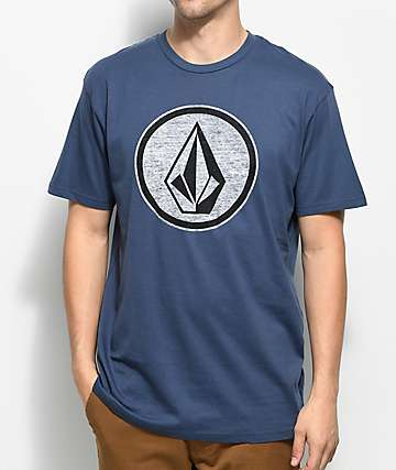 Volcom Classic Stone Blue T-Shirt