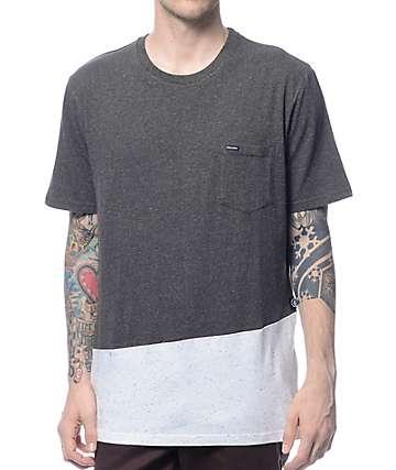 Volcom Fazer Charcoal Pocket T-Shirt