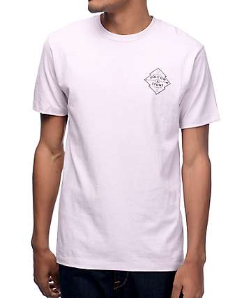 Volcom Fear Trucker Pastel Purple T-Shirt