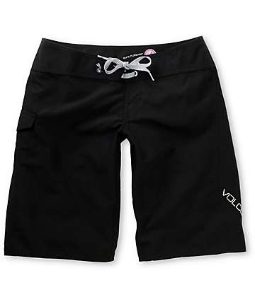 Volcom Foster Gals 11 Black Board Shorts
