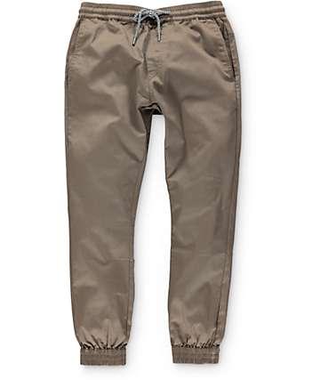 Volcom Frickin Slim Fit Jogger Pants