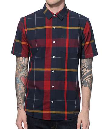 Volcom Fullerton Button Up Shirt