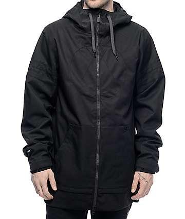 Volcom Hal 10K chaqueta de snowboard en negro