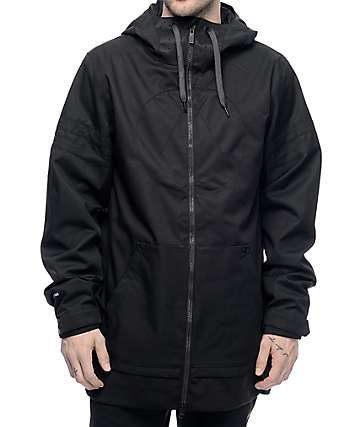Volcom Hal Black 10K Snowboard Jacket