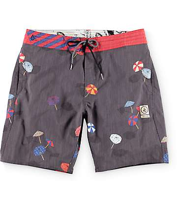 "Volcom Happy Hour Slingers 18""  Board Shorts"