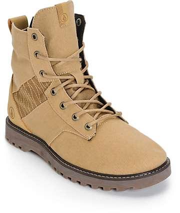 Volcom Hemlock Khaki Boots
