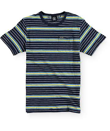Volcom Jibblets Stripe T-Shirt