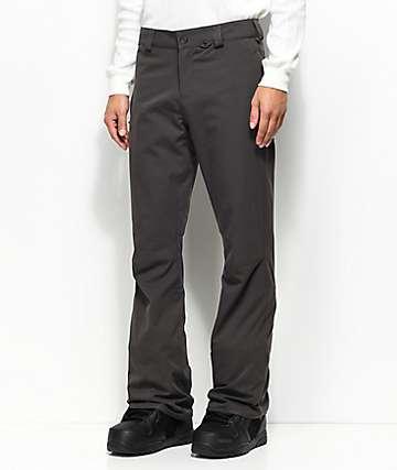 Volcom Klocker Vintage Black 15K Snowboard Pants