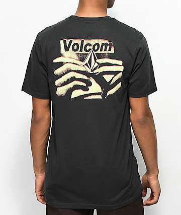 Volcom Liberate Stone Black T-Shirt