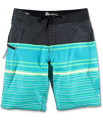 "Volcom Lido Liney Mod 21"" board shorts"