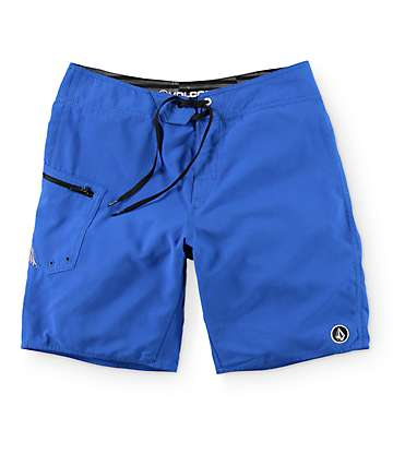 "Volcom Lido Solid Banning 20"" Board Shorts"