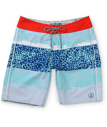 "Volcom Lido Square 20"" Board Shorts"