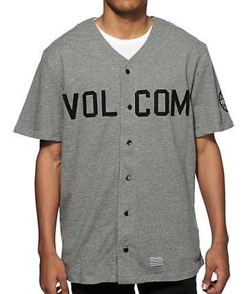 Volcom Milton Baseball Jersey