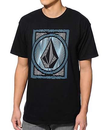 Volcom Moray Black T-Shirt
