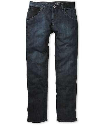 Volcom Nova Indigo Regular Fit Jeans