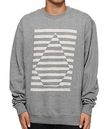 Volcom Opposites Attract Crew Neck Sweatshirt