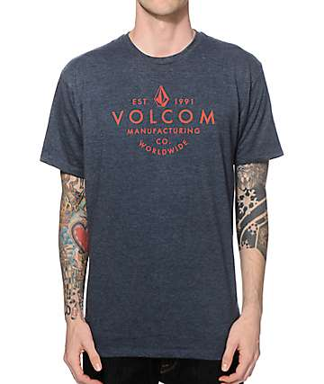 Volcom Patchwork T-Shirt