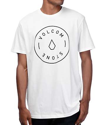 Volcom Simple White T-Shirt