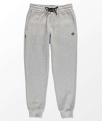 Volcom Single Stone Grey Sweatpants