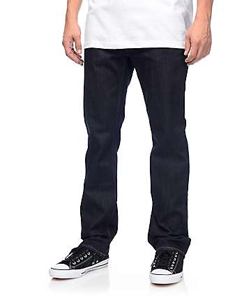 Volcom Solver Rinse Modern Fit Jeans