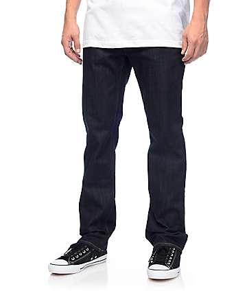 Volcom Solver Rinse jeans modernos