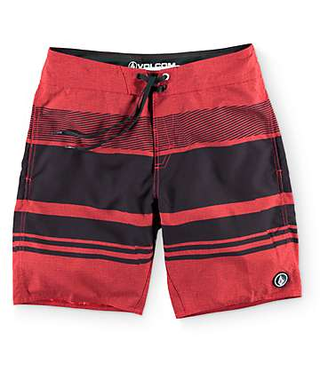 Volcom Static Division Mod 20 Board Shorts