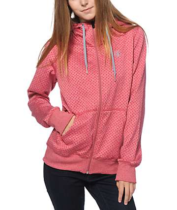 Volcom Stone Dot Tech Fleece Jacket