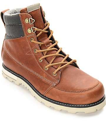Volcom Sub Zero Rust botas de cuero