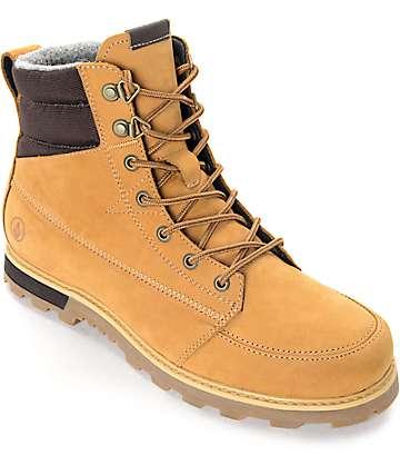 Volcom Sub Zero Wheat Nubuck & Gum Boots