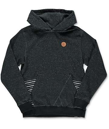 Volcom Threezy Black Youth Hoodie