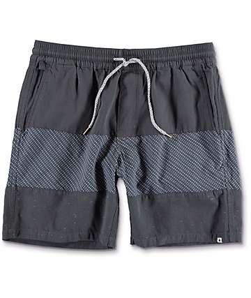 Volcom Threezy board shorts negros