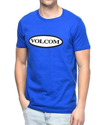 Volcom Tractor Blue T-Shirt