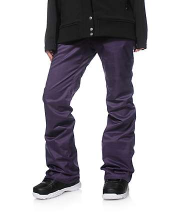 Volcom Transfer Purple 10K Snowboard Pants