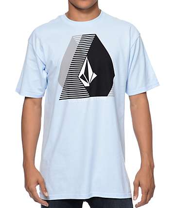 Volcom Try Age Blue T-Shirt