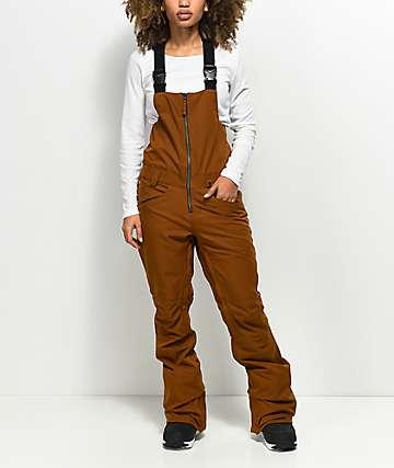 Volcom Verdi Copper 15K Snowboard Bib Pants