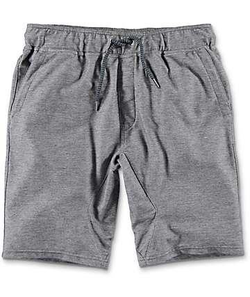 Volcom Volatility Grey Lounge Sweat Shorts