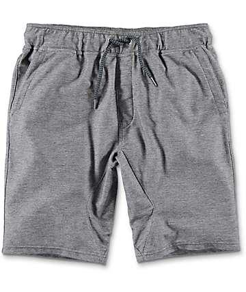 Volcom Volatility shorts deportivos en gris