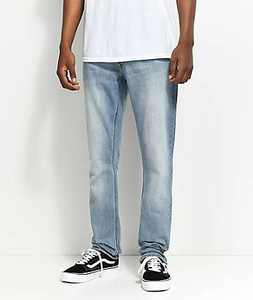 Volcom Vorta Arctic Blue Jeans